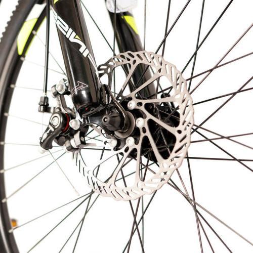 Men's Bike Mountain Bike Aluminum Speed Full Suspension Update