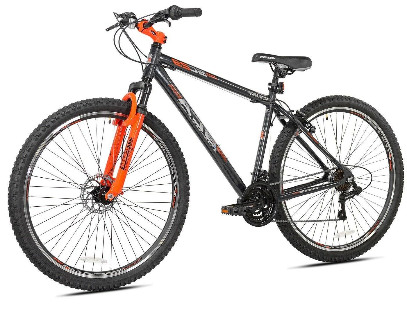 Men's Bike Aluminum Speed Gray/Orange and Up