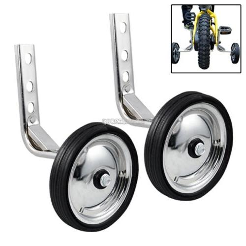 12/14/16/18/20Inch Metal Bicycle Training Wheel for Children