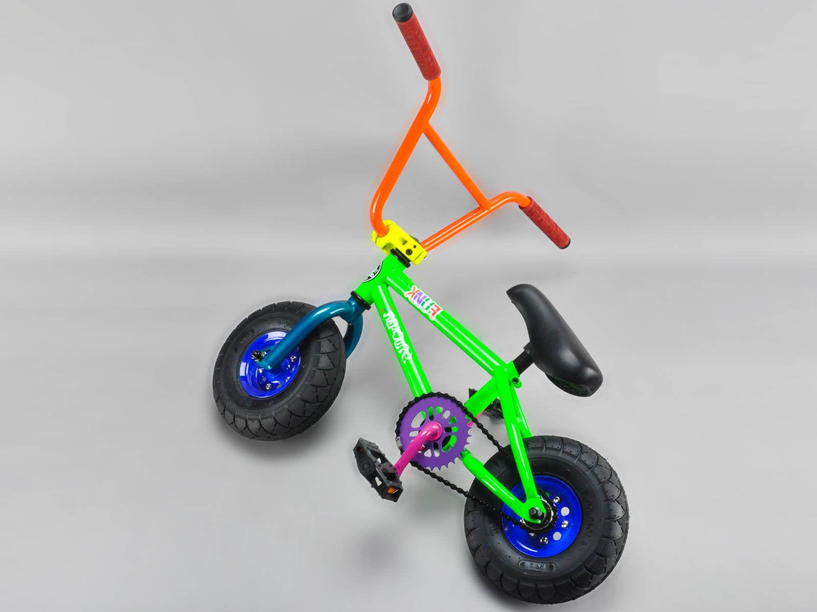 *GENUINE - FUNK iROK+ BMX BMX Bike