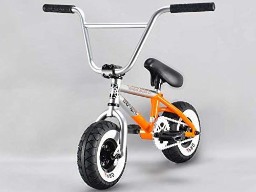 Rocker BMX Bike Chromium