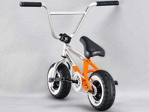 Rocker BMX Bike iROK+ Chromium