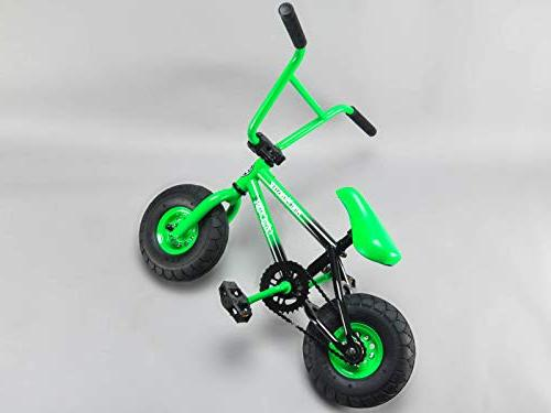 Rocker Mini Bike Monster Green
