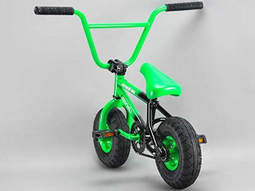 Rocker BMX Bike Green RKR