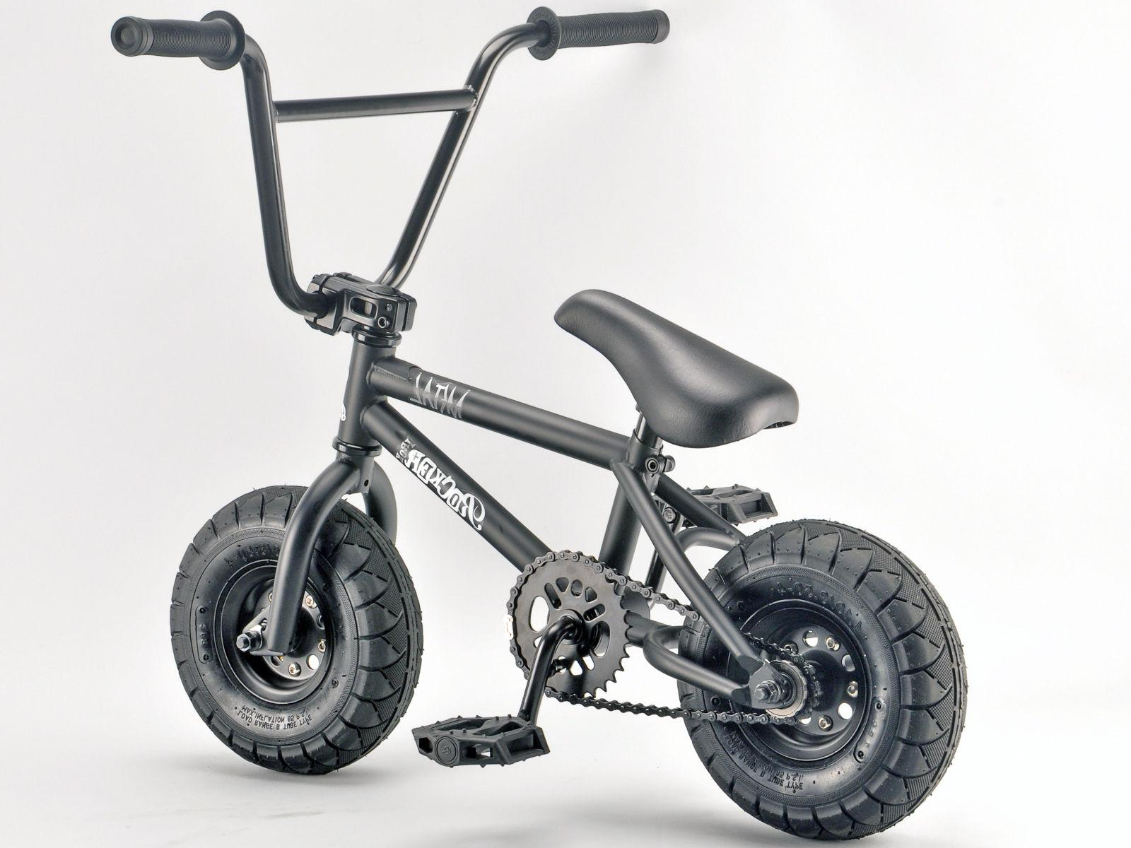Rocker BMX Bike METAL iROK+