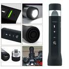 4 in 1 Bike Mini Bluetooth Wireless Speaker FM MP3 LED Flash