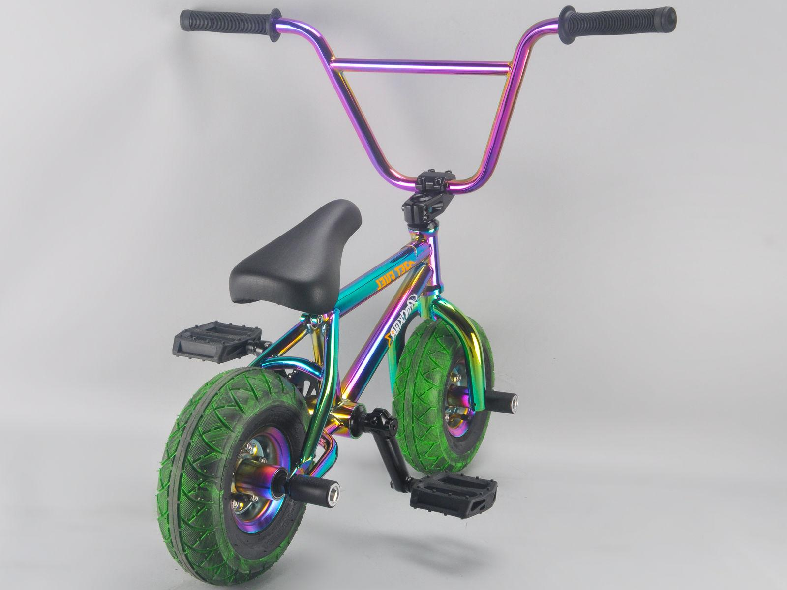 *GENUINE ROCKER* FUEL Rocker 3+ BMX RKR Mini BMX Bike Fat boy, R3