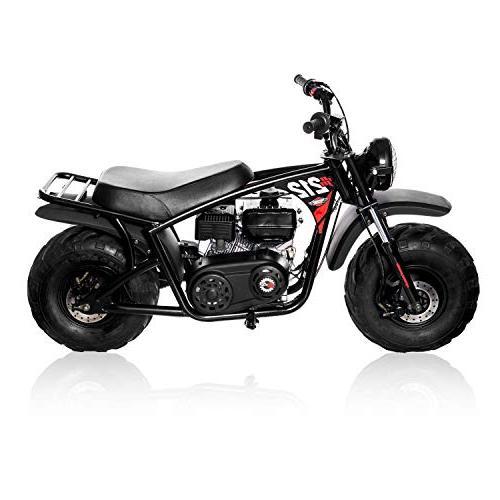 Monster Moto MM-B212-RB Gas Suspension, USA