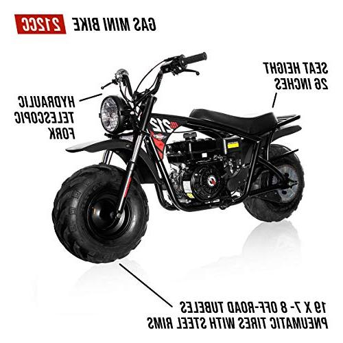 Monster Moto Mini Bike with Front USA