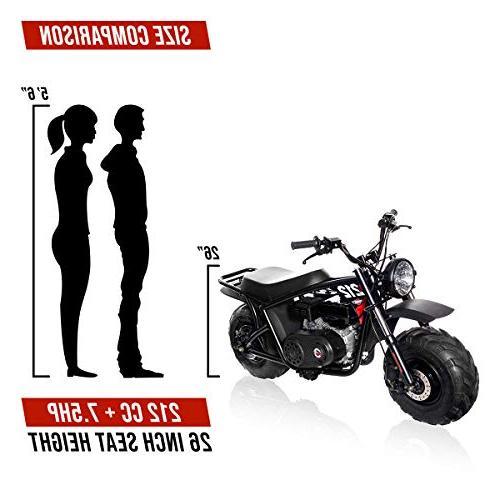 Monster Moto Mini Suspension, in USA