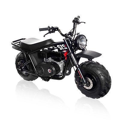 mm b212 rb gas mini bike