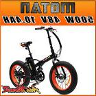 Addmotor MOTAN Electric Bicycle Fat Tire Folding Ebike For B
