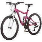 "Women's Mongoose Bike Mountain Bicycle Aluminum Frame  24"" F"