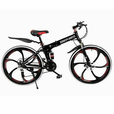 Mountain Bike 21 26 inch Double Disc