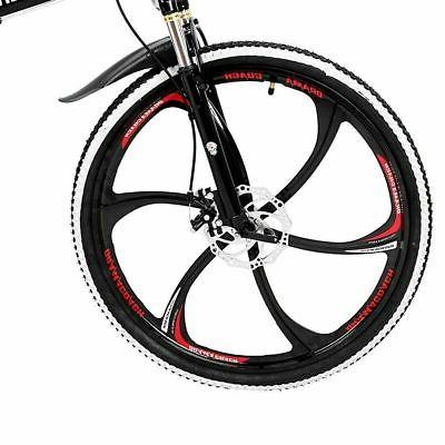 Mountain 21 26 Folding Bike Double Brake Bicycles