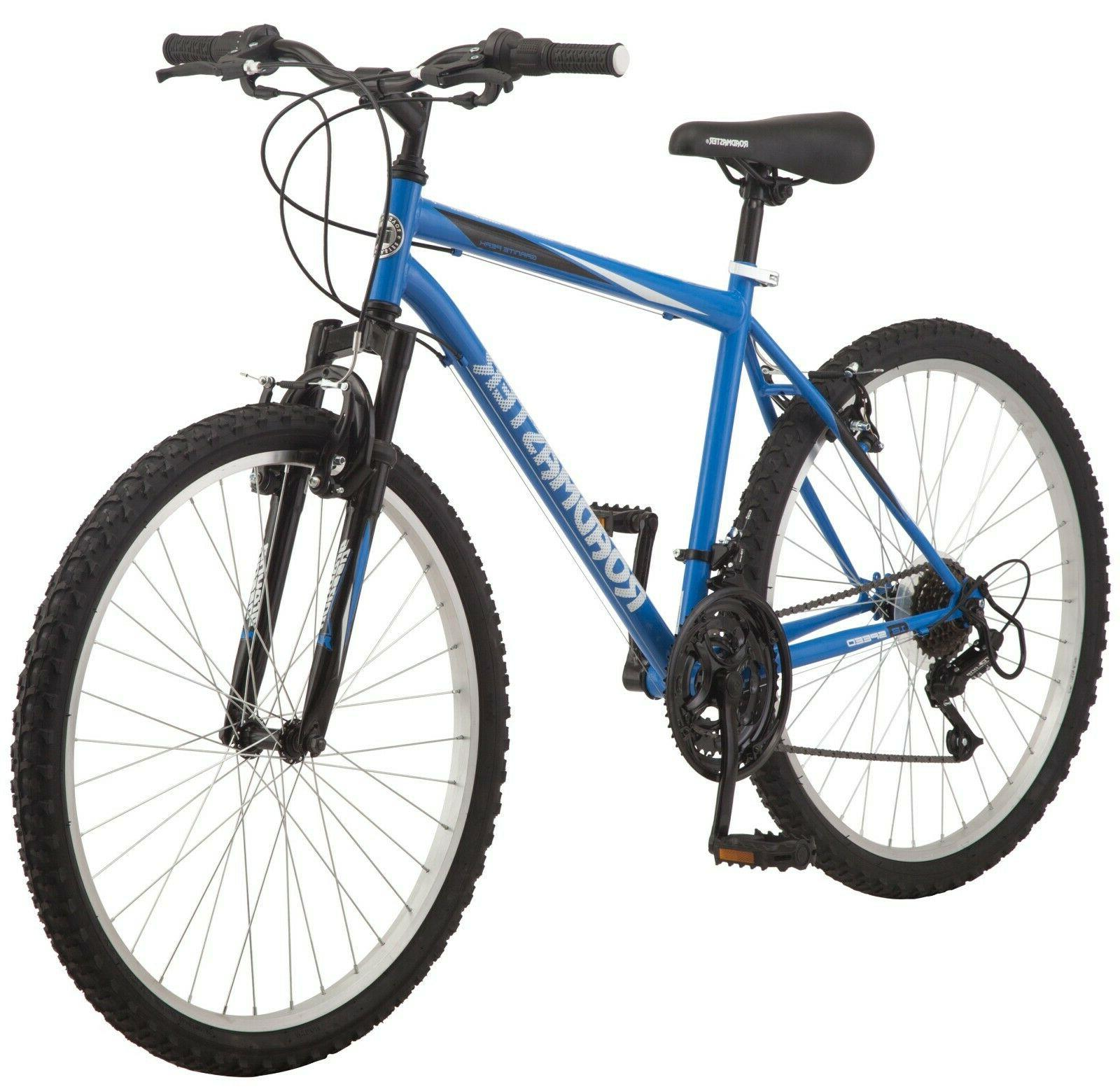 Roadmaster Men's Mountain Bike Blue