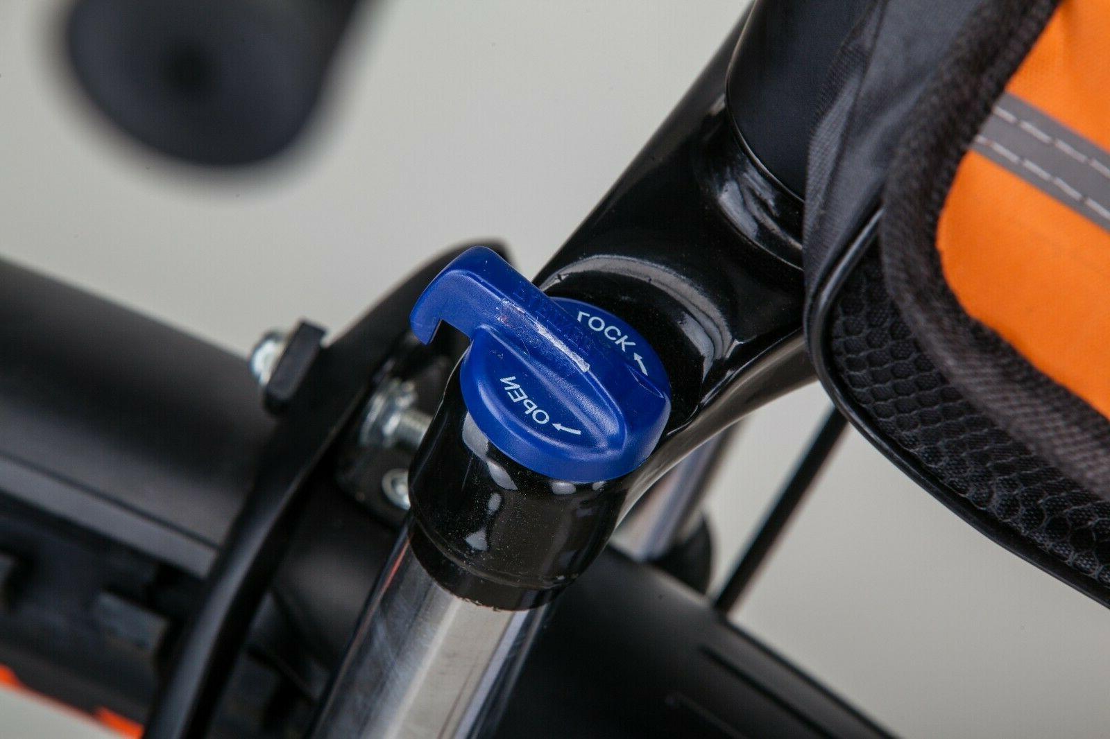 Mountain Bike Shimano 21-Speed Bag,Lock,Tool.