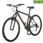 "Mongoose Mountain Bike 27.5"" Men's Black Front Suspension"
