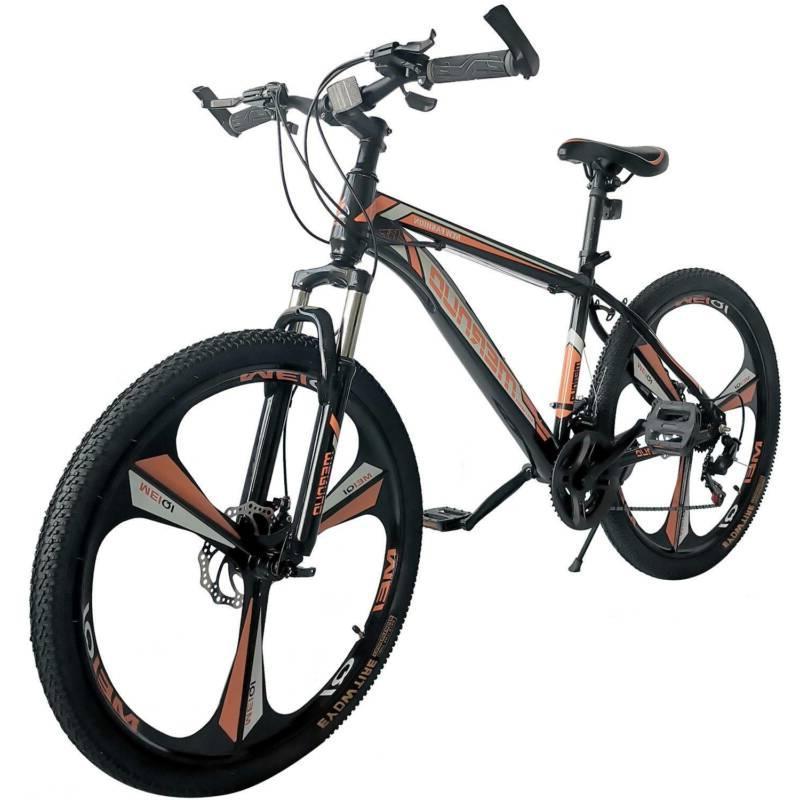 Mountain Bike For Wheels Orange
