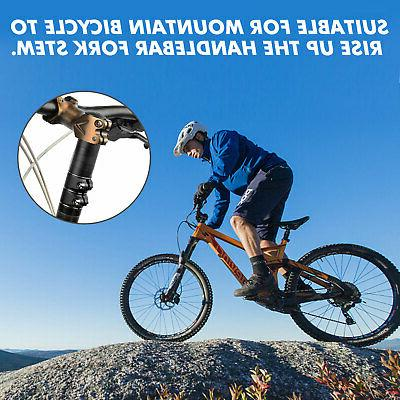 Bicycle MTB Handlebar Riser Head Up Adapter