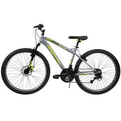 Huffy Bike 26 Inch Silver Speed NEW