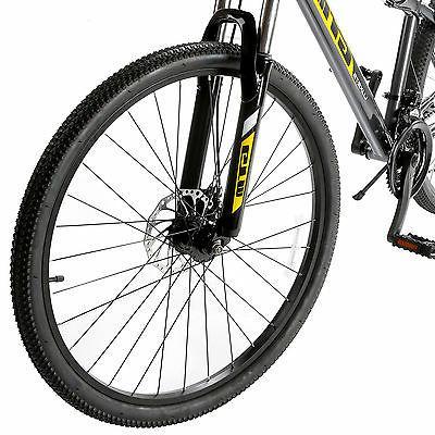 """27.5"""" Mountain Bike Suspension Shimano"""