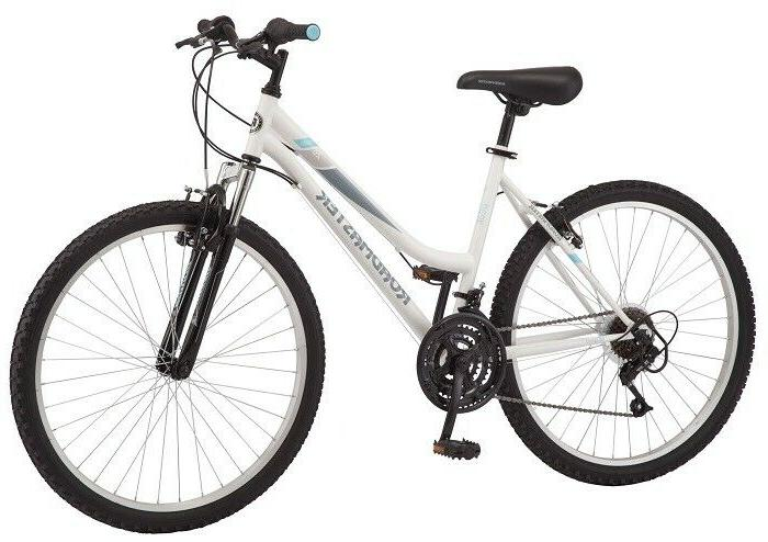 "Mt Bikes Off 26"" Bicycle Rugged Speed White"