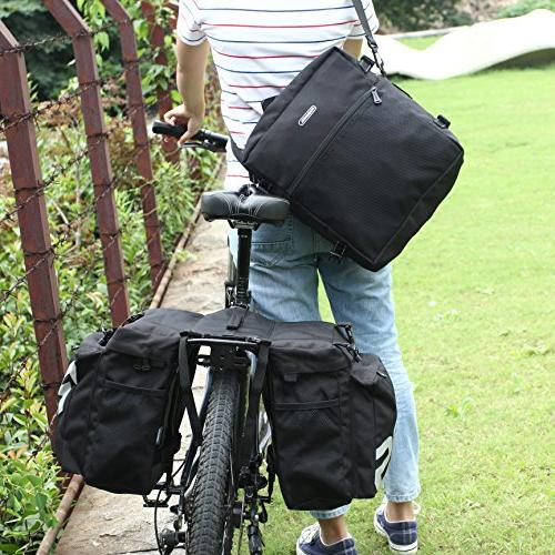Roswheel 14892 3 in 1 Multifuction Bicycle Expedition Touring Cam Pannier