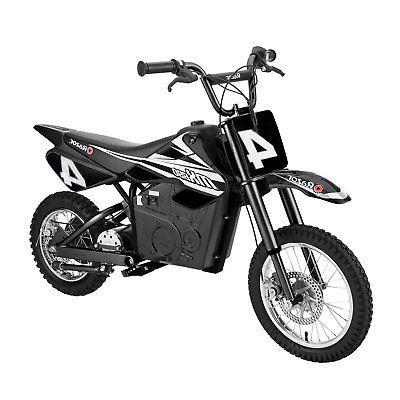 Razor MX650 17 MPH Steel Electric Motor Dirt Bike for Teens