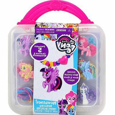 My Little Pony My Little Pony Necklace Activity Set, ages 3+