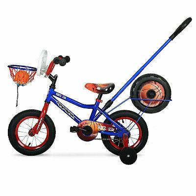 new 12 all star basketball bike