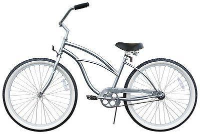 new 26 women beach cruiser bicycle bike