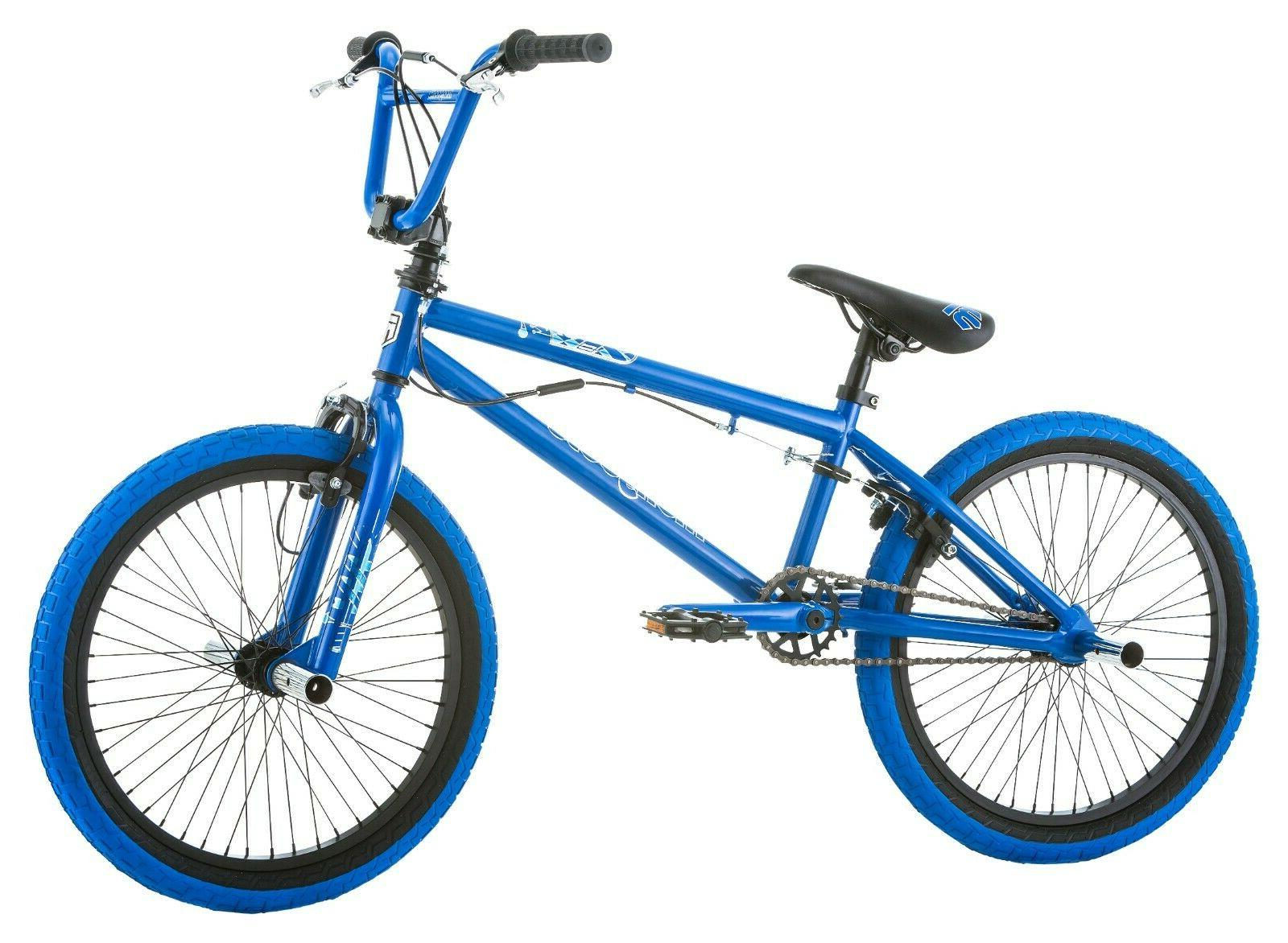 NEW Mongoose 20-inch Boys BMX with