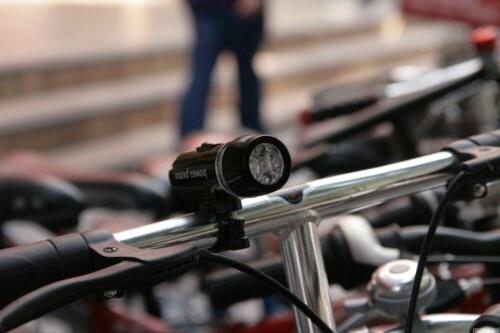 New Lamp Head Light Rear Safety Flashlight