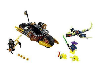 Lego Ninjago 70733 Blaster Bike Set New In