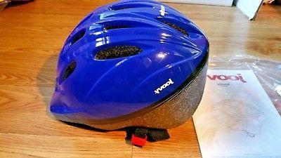 noodle bike bicycle 00110 helmet blueberry blue