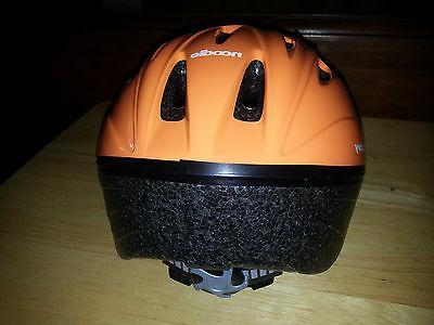 JOOVY Bike Adjustable Helmet Orangie 00115