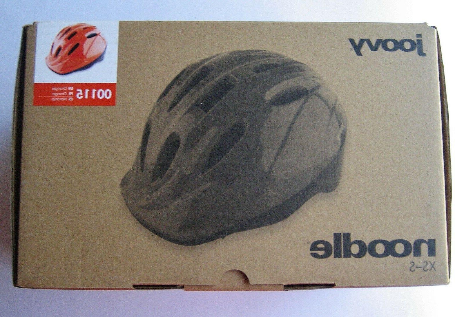 Joovy Noodle Helmet Orangie