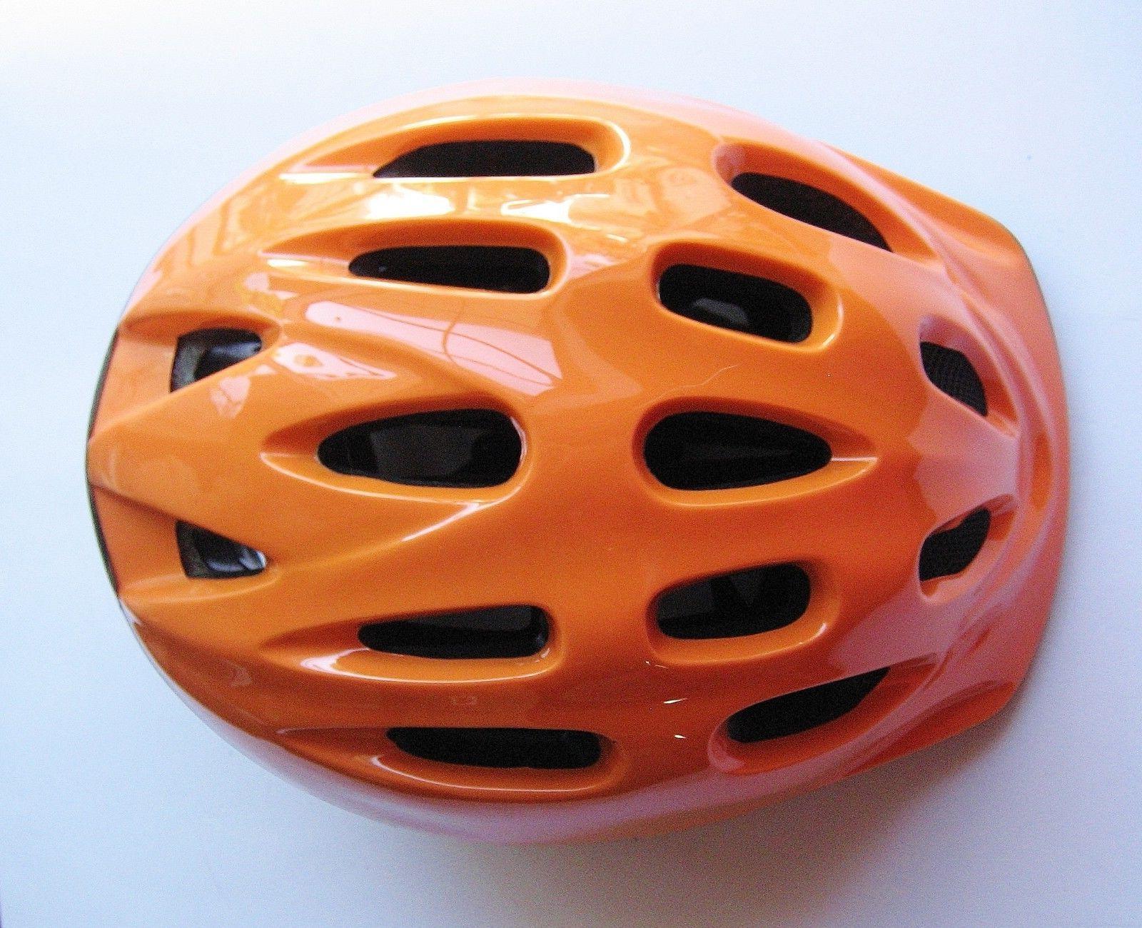noodle helmet small orangie