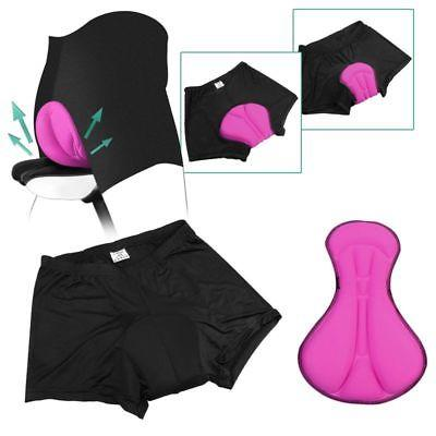 Outdoor Sports Women Bike Tight Cycling Riding 3D GEL Padded