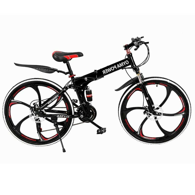 Outroad Mountain 21 Speed 26 Bike Double Disc Bicycles