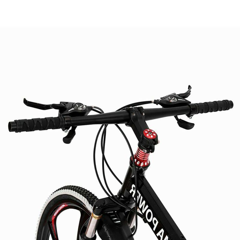 Outroad Bike 21 Speed 26 in Bike Disc Bicycles