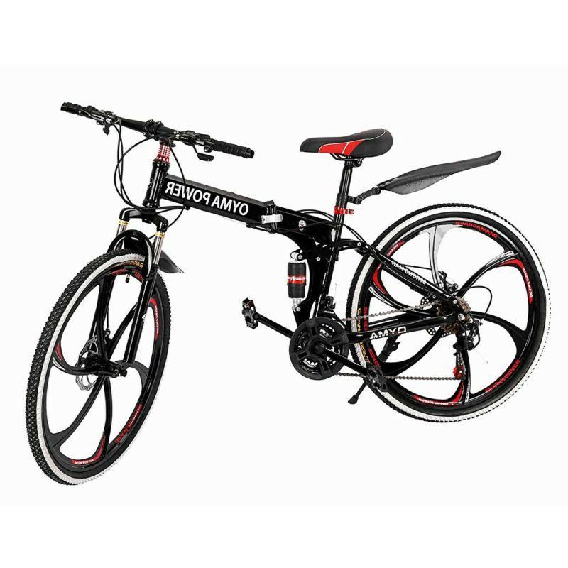Outroad Mountain Speed in Folding Bike Double