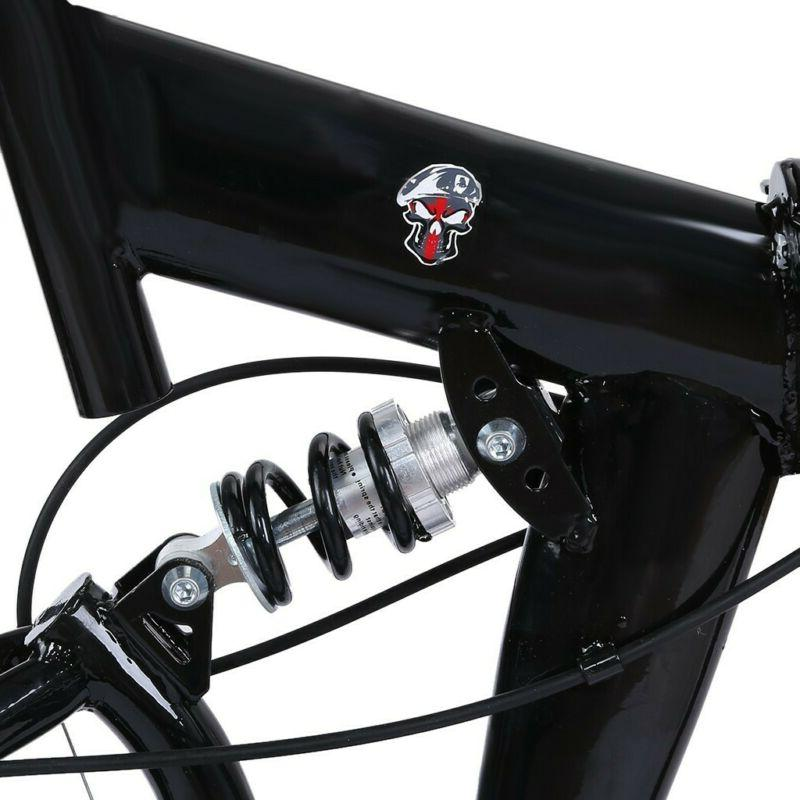 Outroad Mountain Speed 26in Folding Double Brake New