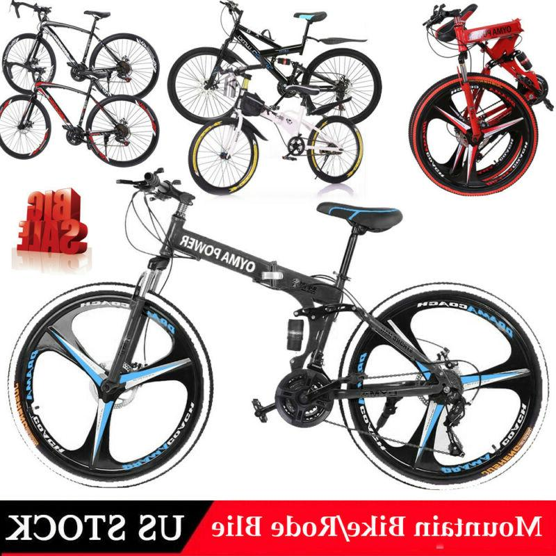 outroad mountain bike 21 speed 26in 20in