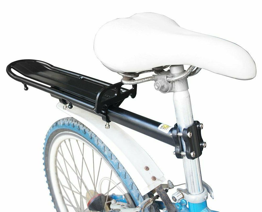 Outtag Retractable Alloy Bike Cycle Rear Seat Post