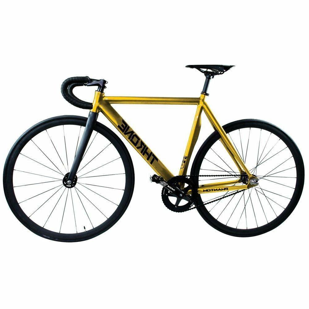 phantom alloy limited track fixed gear bike