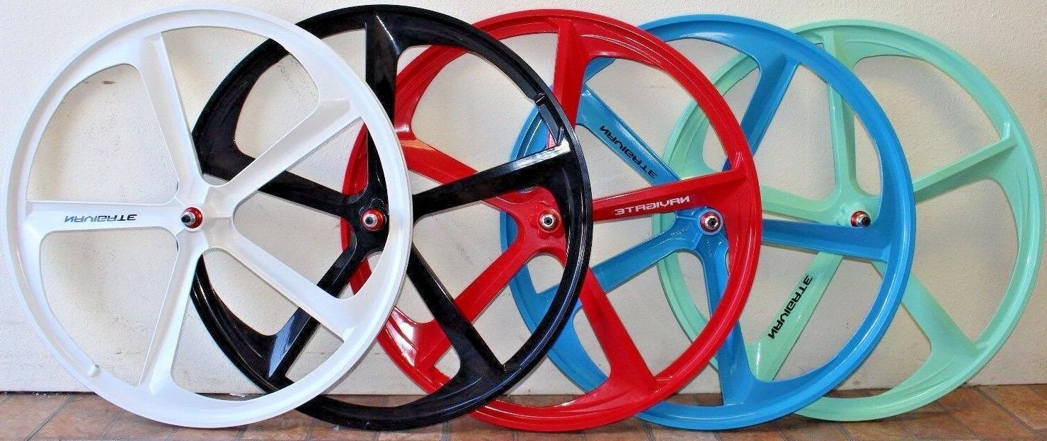 Premium Track 5-Spoke Bicycle Sealed &