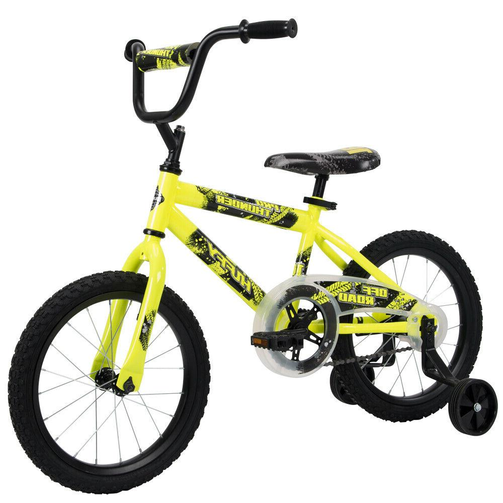Huffy Kids Boy's 20 16 inch Pro or Yellow NEW