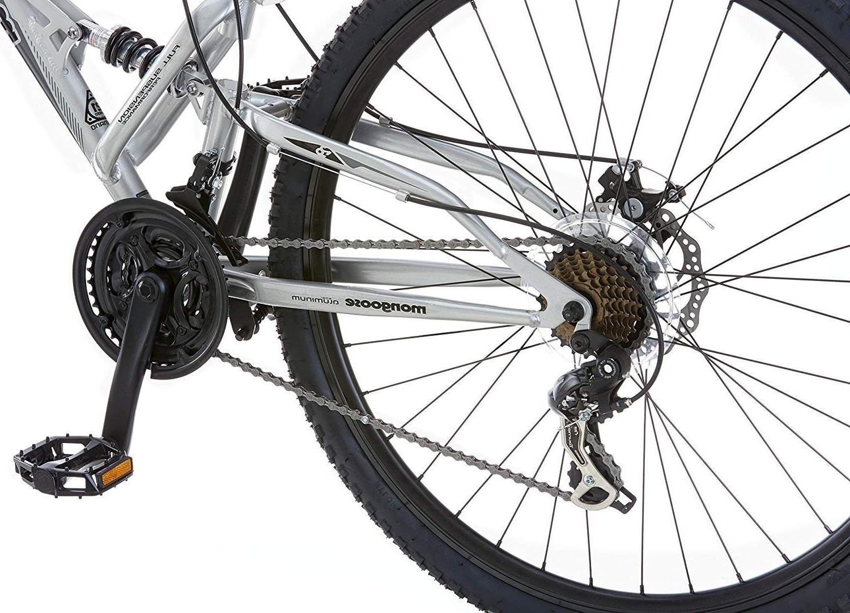 Mongoose R2780 Impasse Dual Full Bicycle Brand New